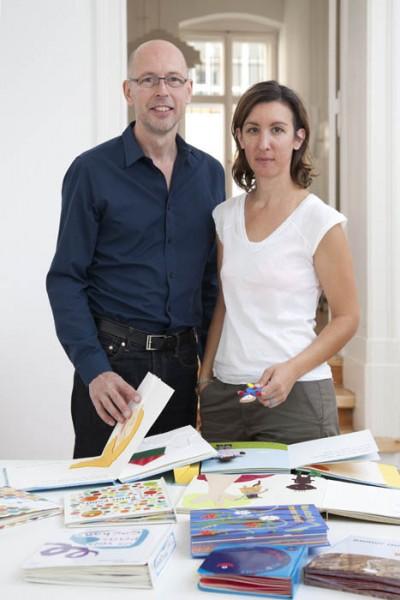 Portrait Ellen Schweizer und Steffen Zimmermann