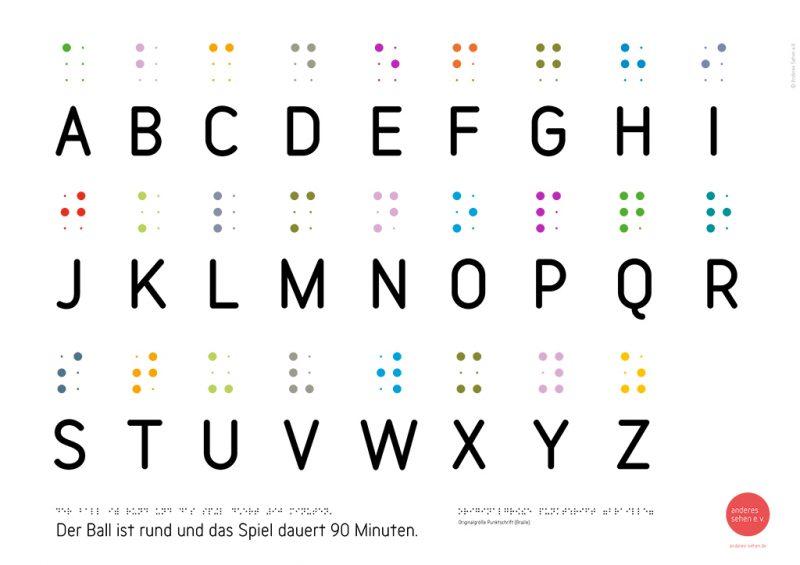 ABC-Plakat A-Z Vorschau