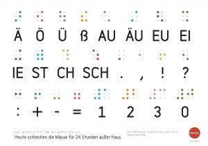 ABC-Plakat Laute Vorschau