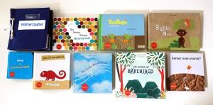 Alle Titel der Kinderbücher von Anderes Sehen