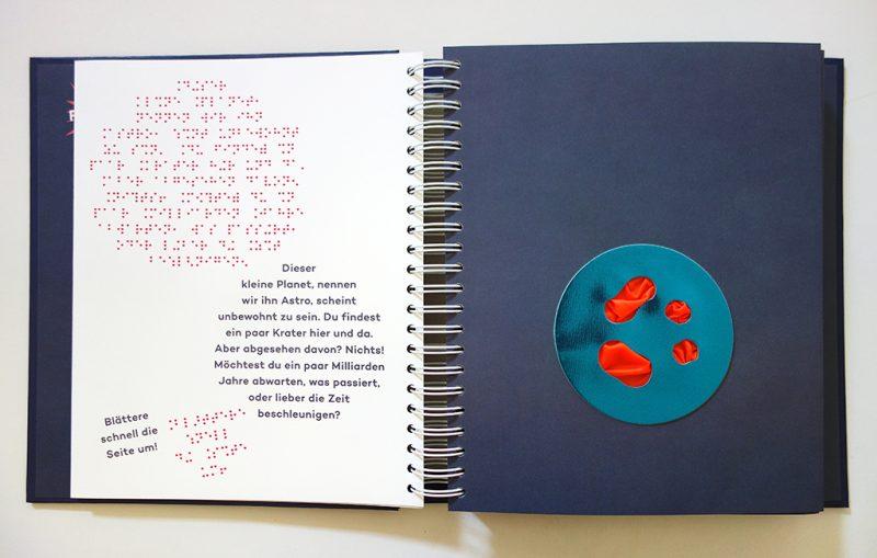 Kinderbuch Der Planet Entstehung