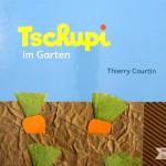 """Cover """"Tschupi im Garten"""""""
